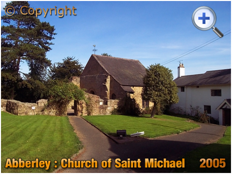 Abberley : Norman Church of Saint Michael [2005]