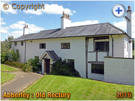Abberley : The Old Rectory [2016]