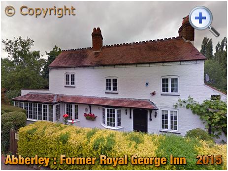 Abberley : Former Royal George Inn [2015]