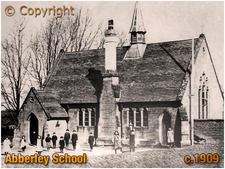 Abberley School [c.1909]