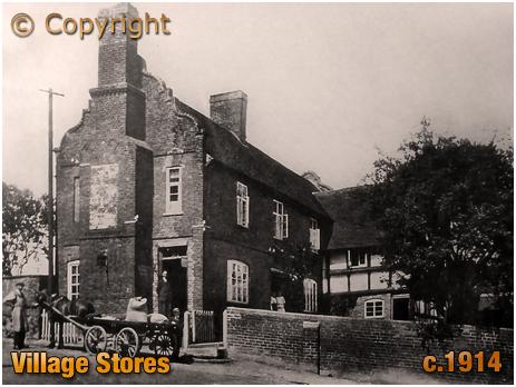 Abberley : Village Stores [c.1914]