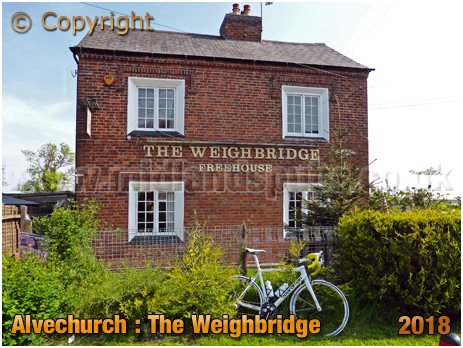 Alvechurch : The Weighbridge [2018]