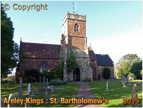 Areley Kings : Church of Saint Bartholomew [September 2019]