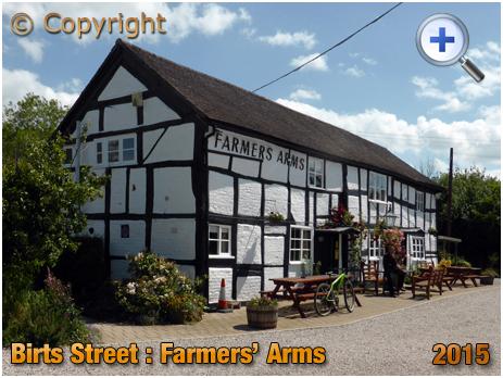 Birts Street : Farmers' Arms [2015]