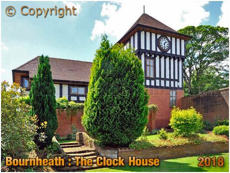 Bournheath : Clock House [2018]