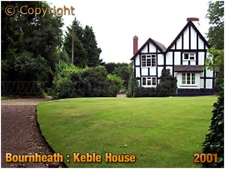 Bournheath : Keble House [2001]