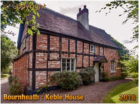 Bournheath : Keble House [2018]