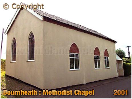 Bournheath : Methodist Chapel [2001]