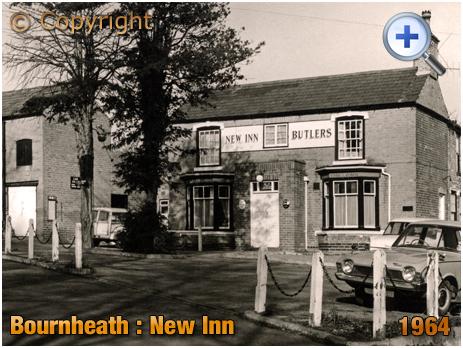 Bournheath : The New Inn [1964]