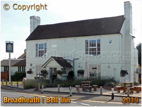 Broadheath : Bell Inn [September 2019]