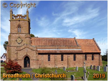 Broadheath : Christchurch [September 2019]
