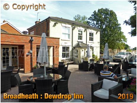 Broadheath : Dewdrop Inn [September 2019]