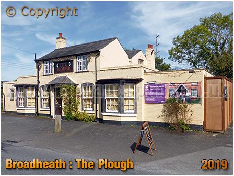 Broadheath : The Plough [September 2019]