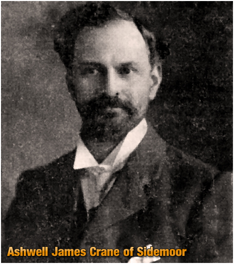 Bromsgrove : Ashwell James Crane of Sidemoor