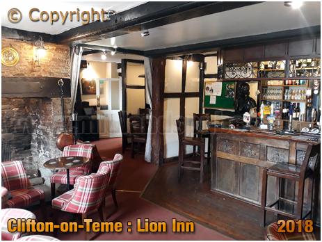 Clifton-upon-Teme : Lion Inn [2018]