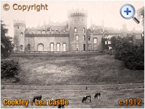 Cookley : Lea Castle [c.1912]