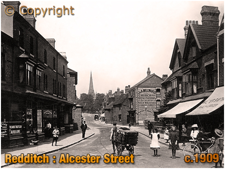 Click here for more information on Redditch in Worcestershire