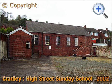 Cradley : Former Primitive Methodist [Bethesda] Sunday School [2002]