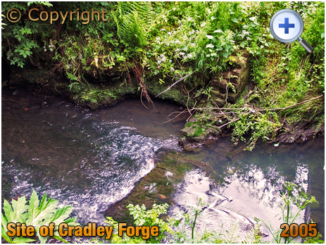 Cradley : Site of Cradley Forge [2005]