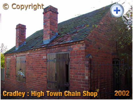 Cradley : Former Chain Shop at High Town [2002]