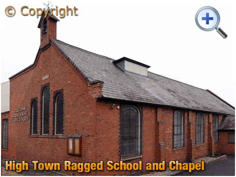 Cradley : High Town Ragged School and Chapel [2020]