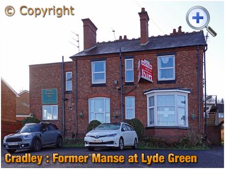 Cradley : Former Manse at Lyde Green [2020]