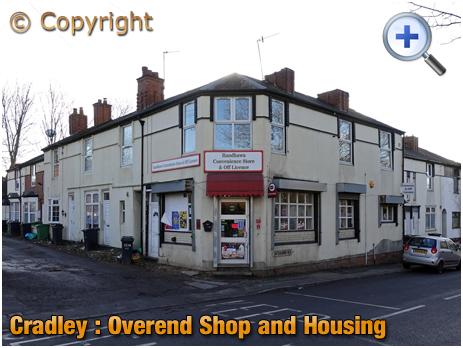 Cradley : Morgan's Buildings at Overend [2021]