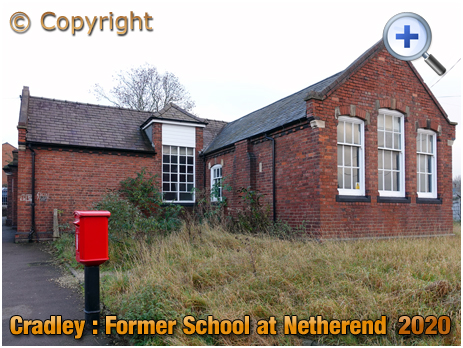 Cradley : Former Netherend County Primary School [2020]