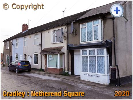 Cradley : Former Shop at Netherend Square [2020]