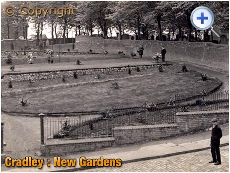 Cradley : New Gardens or Recreation Ground [c.1913]