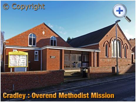 Cradley : Overend Methodist Mission in Banner's Street [2021]