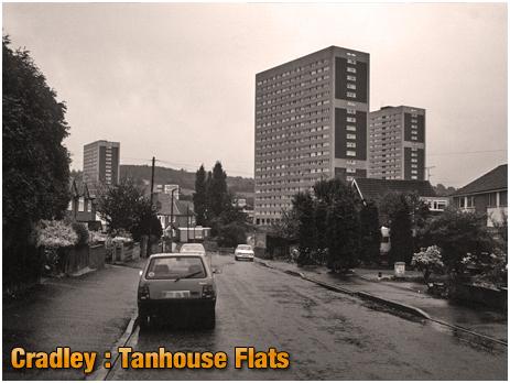 Cradley : Tanhouse Flats [c.1980s]