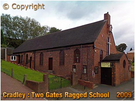 Cradley : Two Gates Ragged School [2009]
