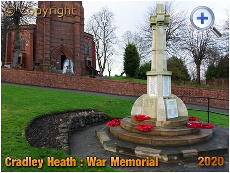 Cradley : War Memorial [2020]