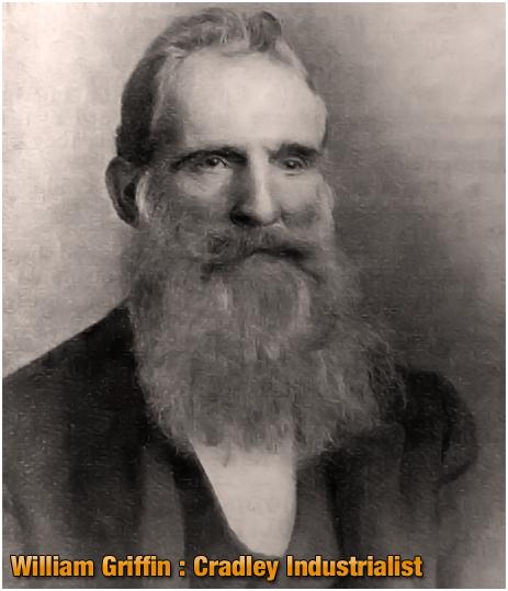 Cradley : William Griffin Anchor Maker and Methodist Preacher