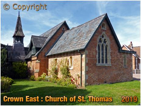 Crown East : Church of Saint Thomas [September 2019]