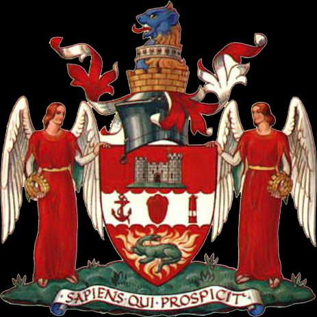 Dudley Borough Coat-of-Arms