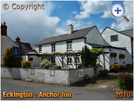 Eckington : Anchor Inn [2010]