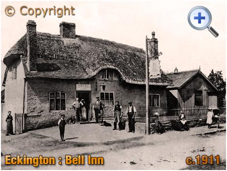 Eckington : Bell Inn [c.1911]