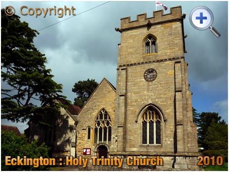 Eckington : Holy Trinity Church [2010]
