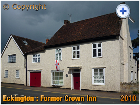 Eckington : Former Crown Inn [2010]