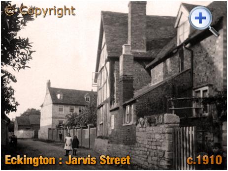 Eckington : Jarvis Street [c.1910]