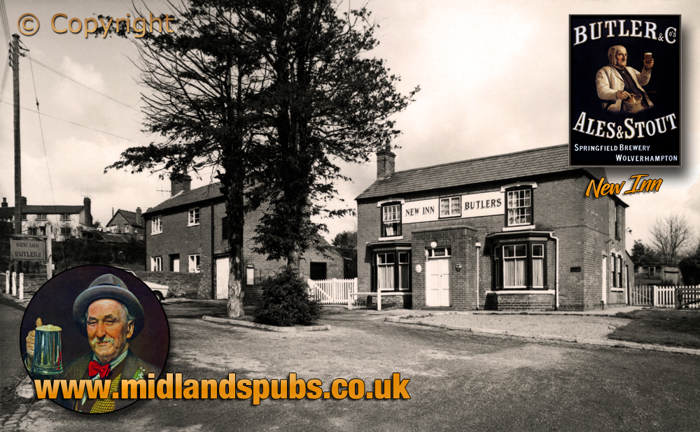 Bournheath : The New Inn [1965]