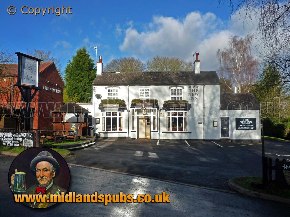 Bournheath : New Inn on Doctor's Hill [2013]