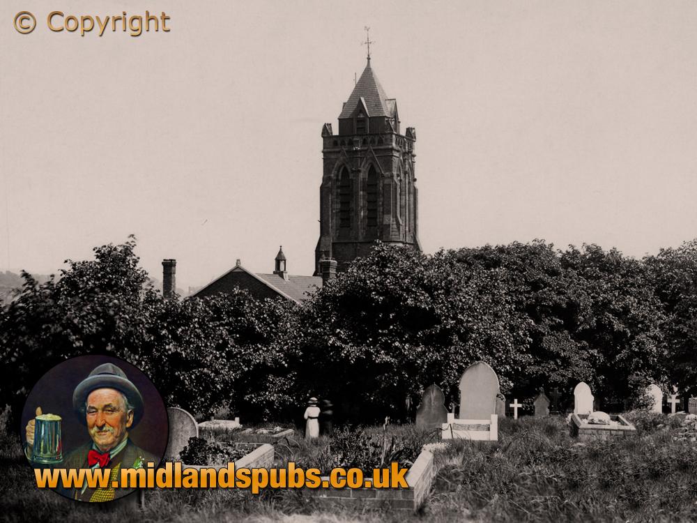 Cradley : Parish Church of Saint Peter [c.1905]