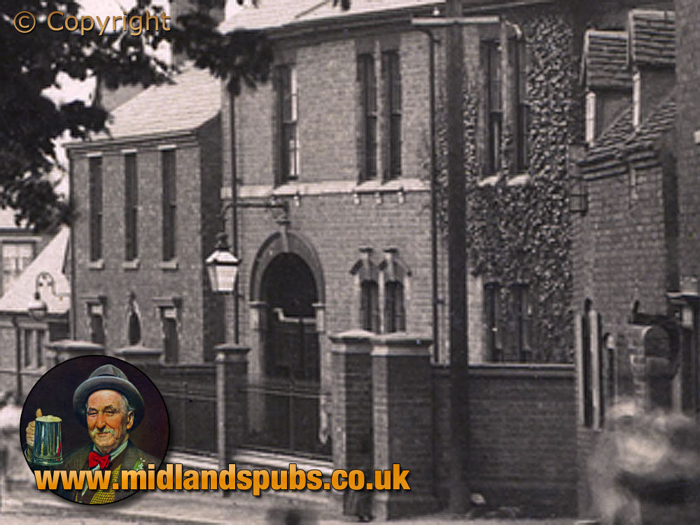 Cradley : Colley Lane Police Station [c.1910]