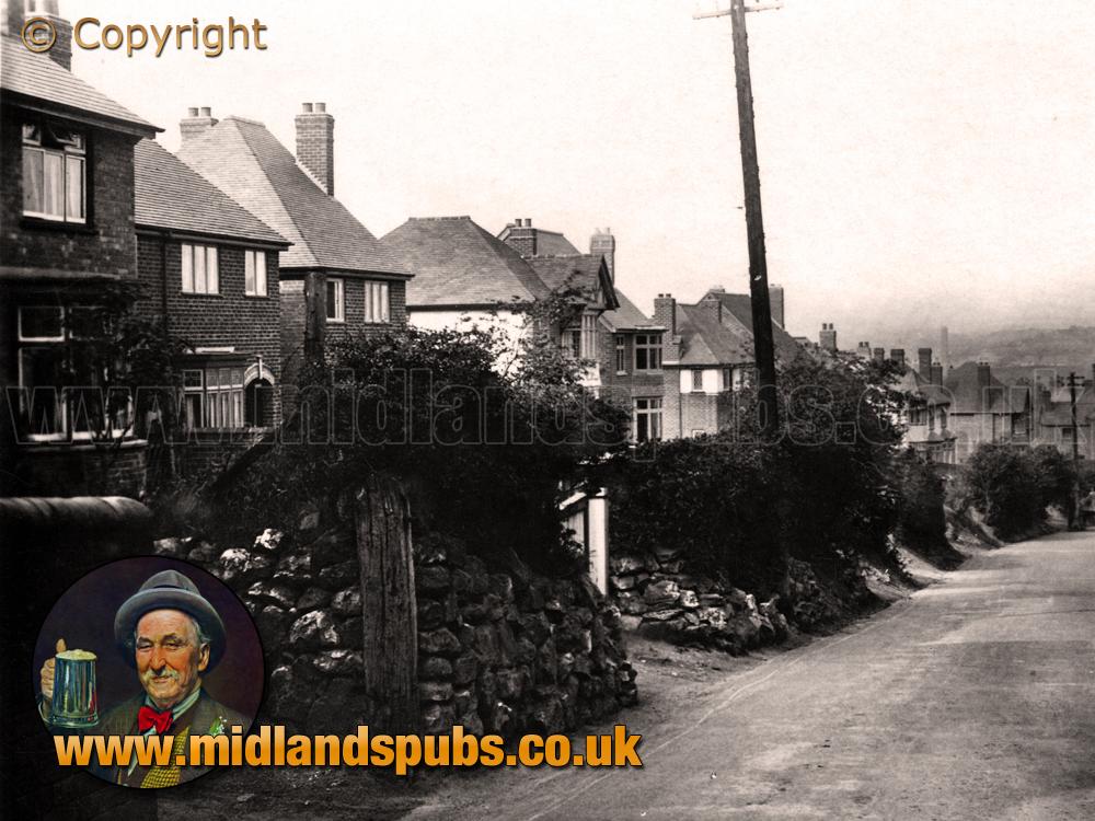 Cradley : Furlong Lane inter-war housing [c.1935]