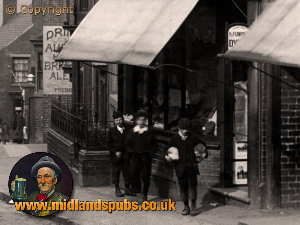Cradley : High Street Drapery Shop [c.1909]
