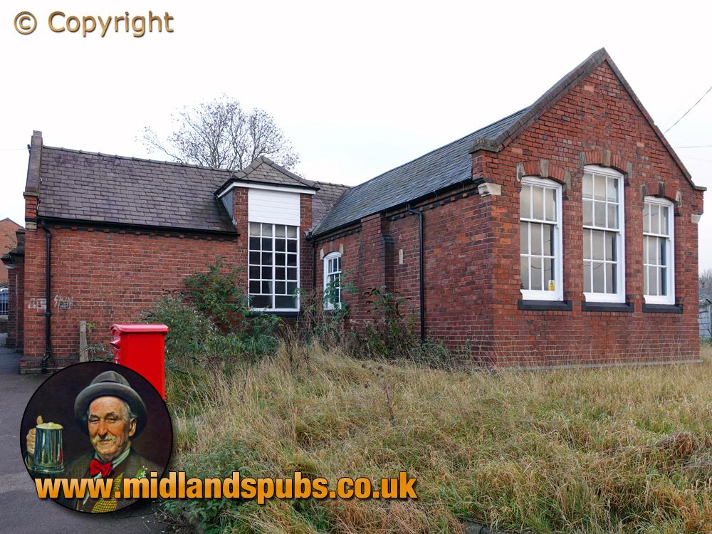Cradley : Former Netherend County Primary School [2020]