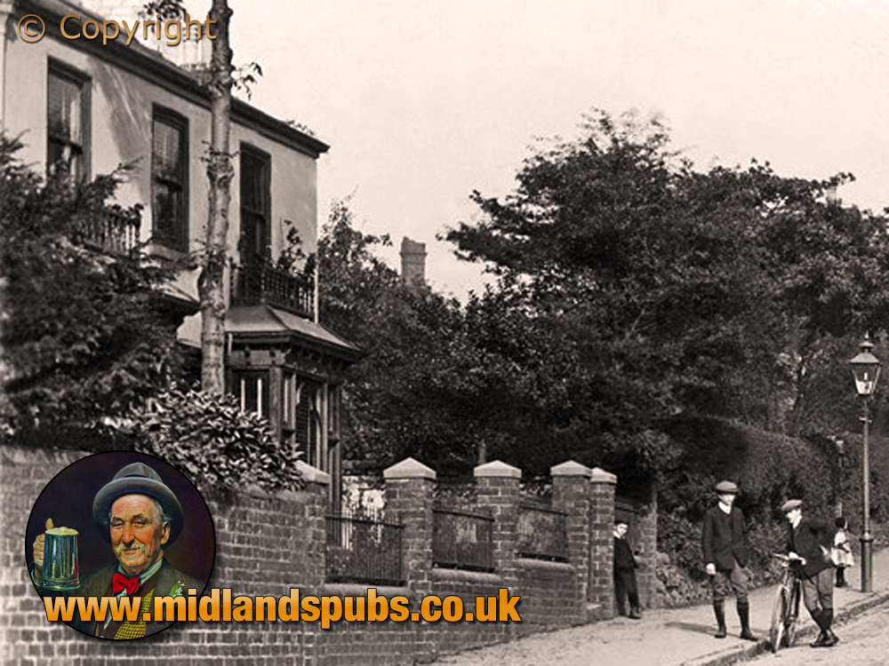 Cradley : Home of the Clewes family at Park Road [c.1911]